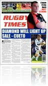Rugby Times - 1st April 2011
