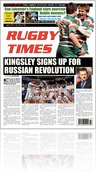 Rugby Times - 8th April 2011