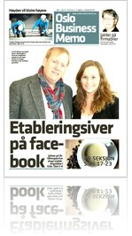 Oslo Business Memo Nr. 2 Årg. 2 Uke 15-2011