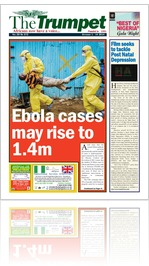 The Trumpet Newspaper Issue 372 (October 1 - 14 2014)