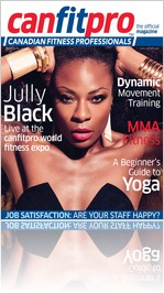 canfitpro Magazine March - April 2015