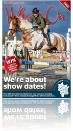 Central Horse News What's On April 2015