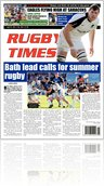 Rugby Times - 22nd April 2011