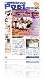 PebbleCreek Post - May 2011