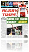 Rugby Times - 29th April 2011