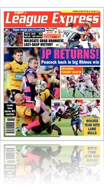 League Express - 2nd May 2011