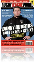 Rugby League World - June 2011