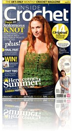 Inside Crochet Issue 18