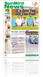 SunBird News - June 2015