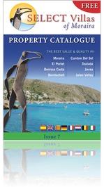 Select Villas of Moraira Property Catalogue Issue 7