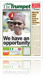 The Trumpet Newspaper Issue 390 (June 10 - 23 2015)