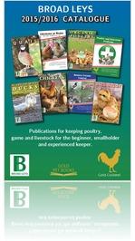 Broad Leys Publications Sales Catalogue 2015 / 2016