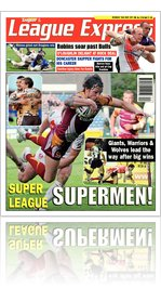 League Express - 16th May 2011
