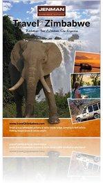 Travel2Zimbabwe Brochure 2011