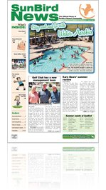 SunBird News - June 2011