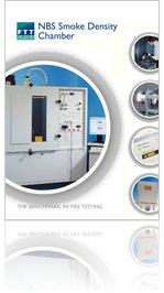 NBS Smoke Density Chamber (BS 6401, ASTM E 662, ISO 5659, NES 711)
