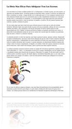 La Dieta Mas Eficaz Para Adelgazar Tras Los Excesos