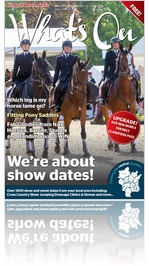 Central Horse News What's On July 2015