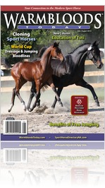2015 July-August Warmbloods Today