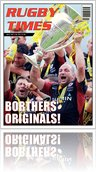 Rugby Times - 3rd June 2011