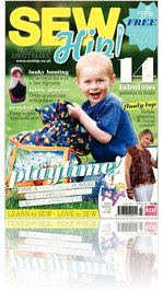 Sew Hip, Issue 30