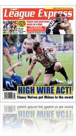 League Express - 30th May 2011