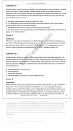 BeITCertified Citrix Free Download Actual 1Y0-A05 exam questions dumps as PDF