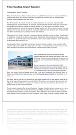 Understanding Airport Transfers