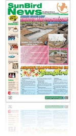SunBird News - August 2015