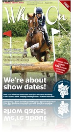 Central Horse News What's On August 2015