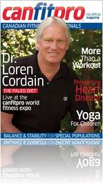 canfitpro magazine July - August 2015