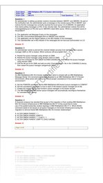 BeITCertified IBM Free Download Actual 000-374 exam questions dumps as PDF