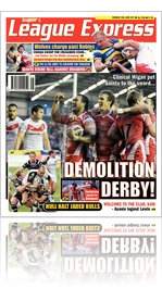 League Express - 20th June 2011