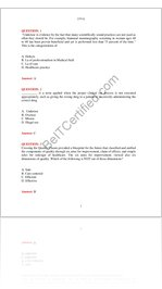 BeITCertified IT Free Download Actual CPHQ exam questions dumps as PDF