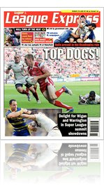 League Express - 27th June 2011