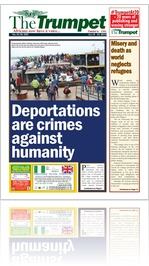 The Trumpet Newspaper Issue 392 (July 8 - 21 2015)