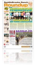 SaddleBrooke Ranch Roundup - September 2015