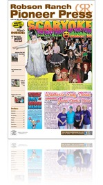 Robson Ranch Pioneer Press - September 2015