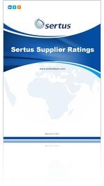 Sertus Supplier Ratings