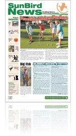 SunBird News - July 2011