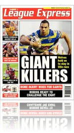 League Express - 11th July 2011