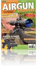 Airgun Shooter - August 2011