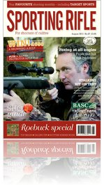 Sporting Rifle - August 2011