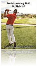 GolfGeist Produktkatalog 2016