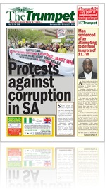 The Trumpet Newspaper Issue 398 (September 30 - October 13 2015)