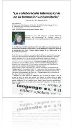 Entrevista a Elisabet Pladevall