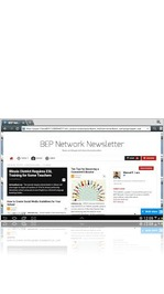 BEP Network Newsletter
