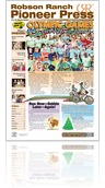 Robson Ranch Pioneer Press - November 2015