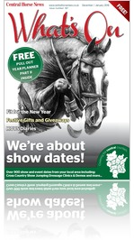 Central Horse News What's On December 15 / January 16