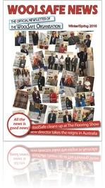 WoolSafe News Winter-Spring 2016